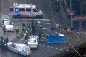 Melbourne CBD Shootings